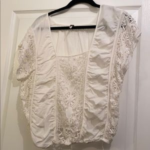 Lightweight lace free people too size medium